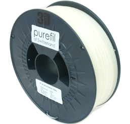purefil of Switzerland Glow in the Dark - Filament - Blau - 1.75mm - 1kg