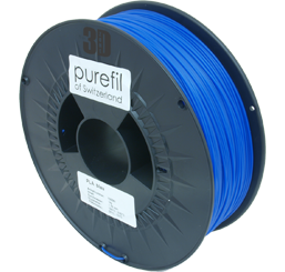 purefil of Switzerland - PLA - Filament - Blau - 1.75mm - 1kg