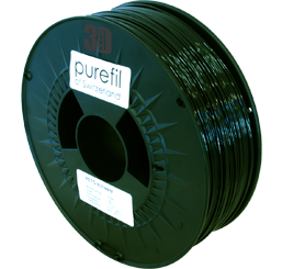 purefil of Switzerland PETG - Filament - Schwarz - 1.75mm - 1kg