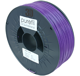 purefil of Switzerland ABS - Filament - Violett- 1.75mm - 1kg