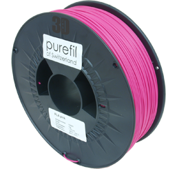 purefil of Switzerland - PLA - Filament - Pink - 1.75mm - 1kg
