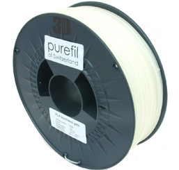 purefil of Switzerland Glow in the Dark - Filament - Gelb - 1.75mm - 1kg