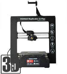 Wanhao Duplicator i3 Plus Mark 2 - Automatische Bettnivellierung