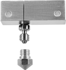 Micro Swiss - All Metal Conversion Kit - Duplicator i3 (Plus)