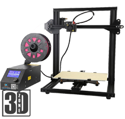 Creality CR-10-Mini - für 3D Druck Einsteiger