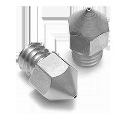 Micro Swiss - MK8 Düse - 0.2mm - TwinClad XT - Messing