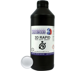 Monocure 3D Rapid Resin - 1000 ml - Weiss