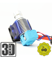 E3D v6 Hotend - Full Kit - 1.75mm - 12V - Direct Drive