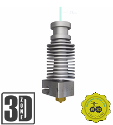 E3D v6 Hotend - Hotend Only - 1.75mm - Direct Drive