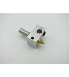 Formbot / Vivedino T-Rex 2+ - Hotend inkl 0.25 mm Messingdüse