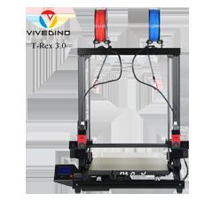 Vivedino T-Rex 3.0 - Dual Extruder - 40x40x50cm Bauraum