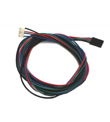 Motorenkabel - 4-polig - 1200mm - Mit Verbindungsstecker