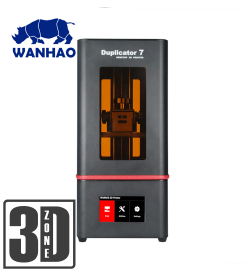 Wanhao Duplicator 7 Plus - DLP Resin 3D Drucker