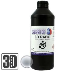 Monocure 3D Rapid Resin - 1000 ml - Klar - Transparent