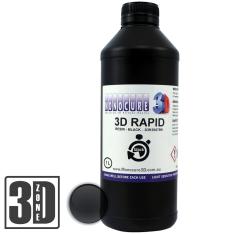 Monocure 3D Rapid Resin - 1000 ml - Schwarz - Transparent