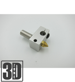 T-Rex 2 / T-Rex 3 - Hotend inkl 0.60 mm Messingdüse