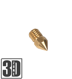Formbot T-Rex 2 / Vivedino T-Rex 3 - Messing Düse 0.25mm