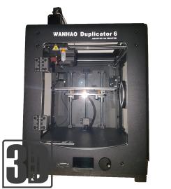 Wanhao Duplicator 6 - MuM Edition 2018 - Hohe Präzision und automatische Bettnivellierung
